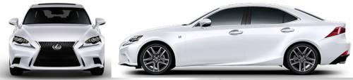 Lexus IS 350F (2013)
