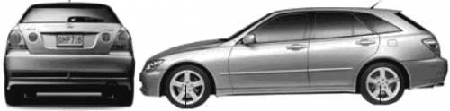 Lexus IS Sport Coupe (2005)