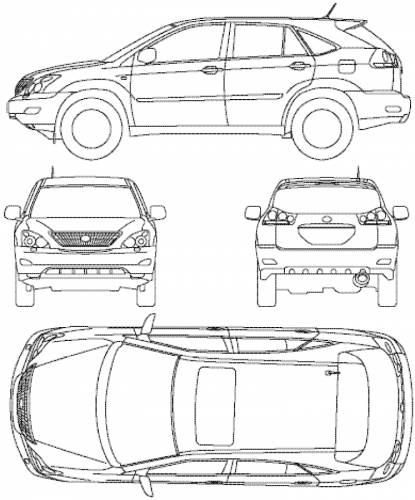 Lexus RX (2007)