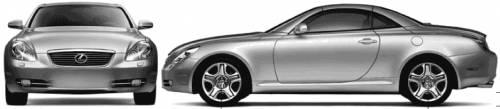 Lexus SC (2005)