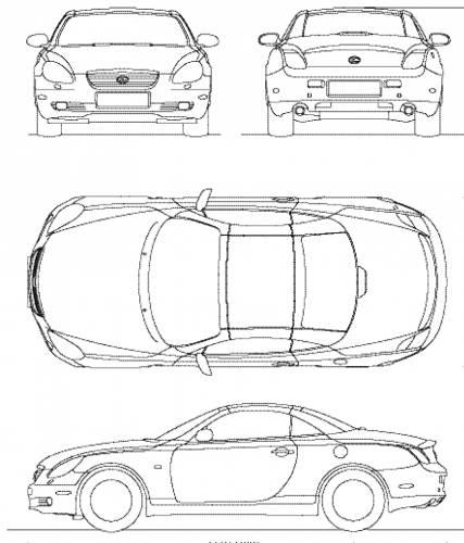 Lexus SC (2007)