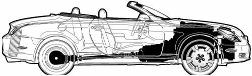 Lexus SC 430 (2003)