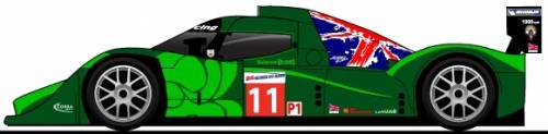 Photo Lola B09 60 Judd Team Drayson Racing