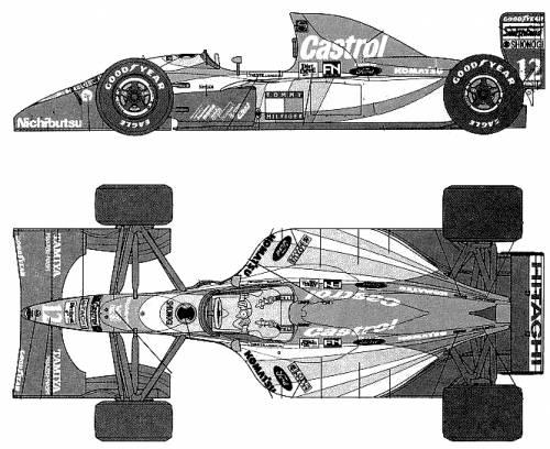 Lotus 107 Ford (1992)