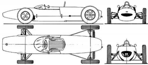 Lotus 20 Formula Junior (1961)