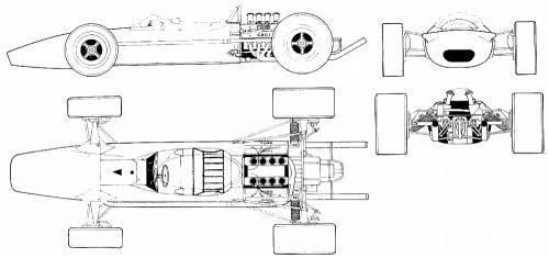 Lotus 49 GP