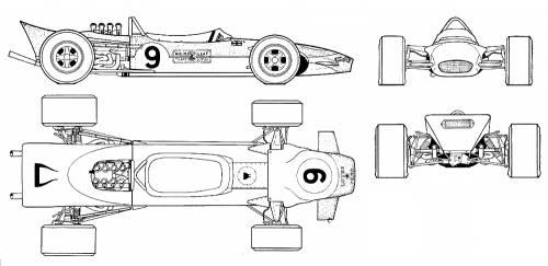 Lotus 49Bb GP