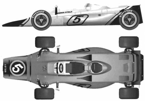 Lotus 56B F1 GP (1971)