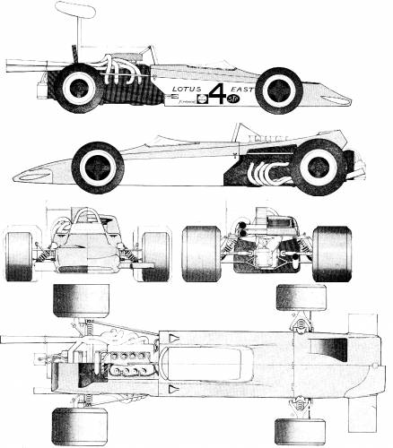 Lotus 70 F5000 (1969)
