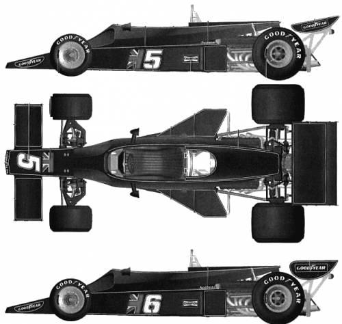 Lotus 77 F1 GP (1976)