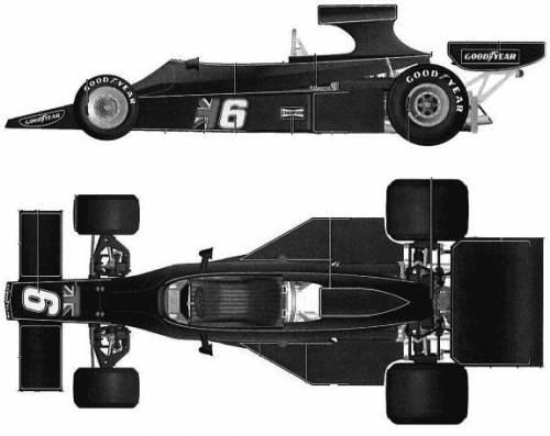 Lotus 77 F1 GP (1977)