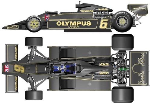 Lotus 78 F1 GP (1978)