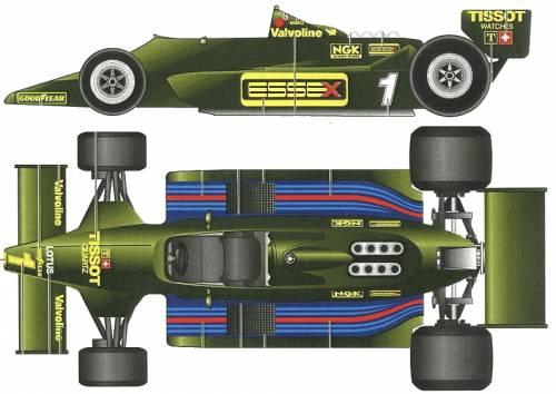 Lotus 79 F1 GP