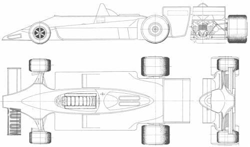 Lotus 79 Mk. IV