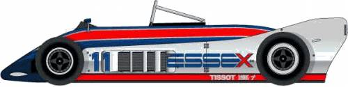 Lotus 88 F1 GP (1981)