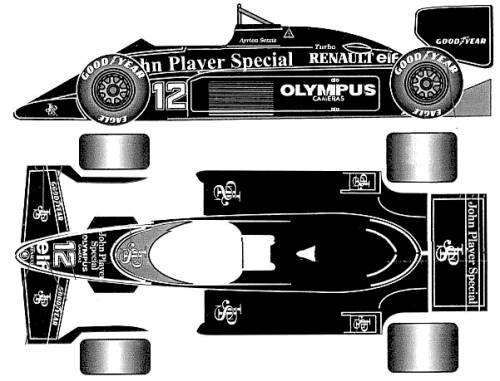 Lotus 97T F1
