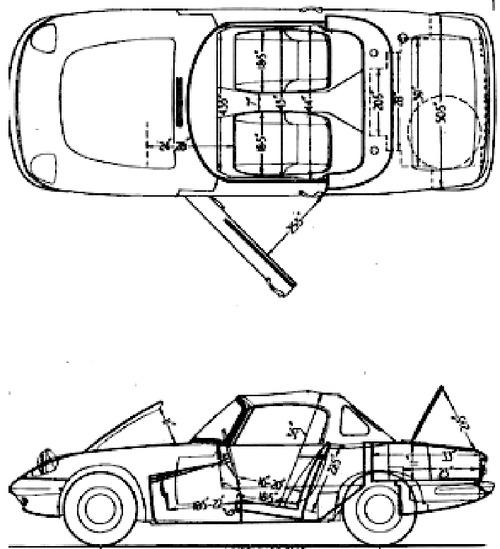 Lotus Elan 1600 (1964)