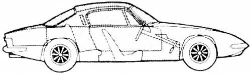 Lotus Elan +2 130 (1972)