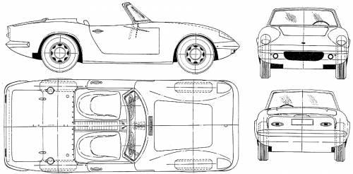 Lotus Elan Roadster (1965)