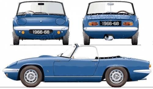 Lotus Elan S3 (1966)