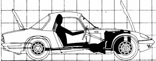 Lotus Elan S4 (1968)