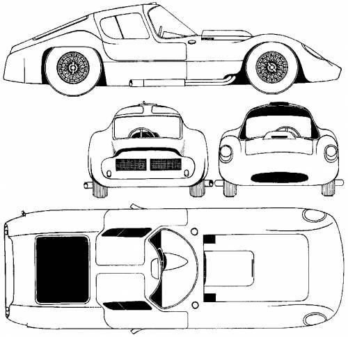 Maserati 151 Le Mans (1962)