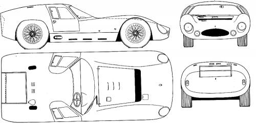 Maserati 152 Prototype