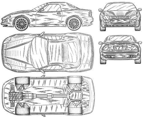 Maserati 3200 GT Cabrio