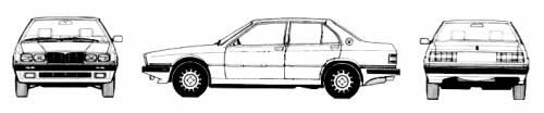 Maserati 425 Biturbo (1986)
