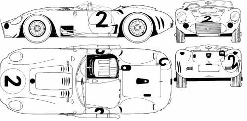 Maserati 450S Bazooka (1957)