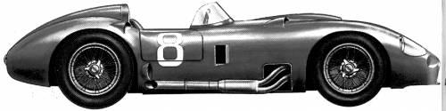 Maserati 450S Sebring (1957)