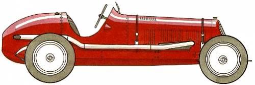 Maserati 8CM (1934)