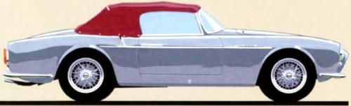 Maserati A6G-54 GT Spider Frua (1956)