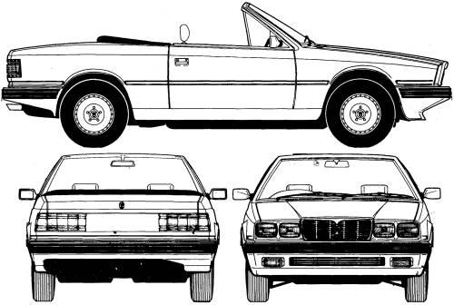 Maserati Biturbo Spyder (1992)