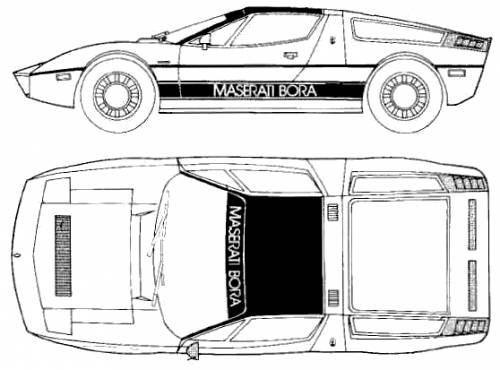 Maserati Bora (1974)