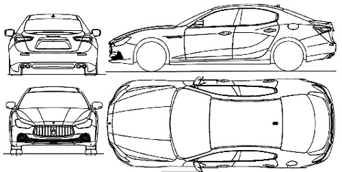 Maserati Ghibli (2015)