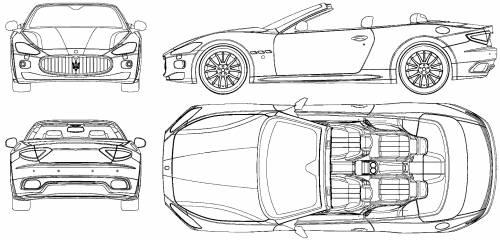 Maserati Gran Cabrio (2011)