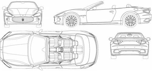 Maserati GranCabrio (2011)