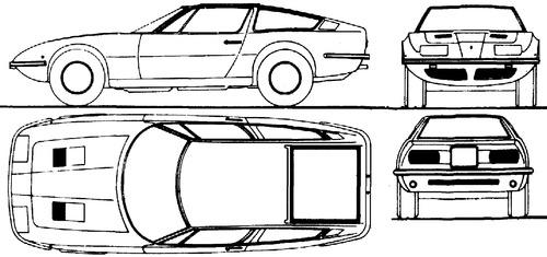 Maserati Indy (1974)