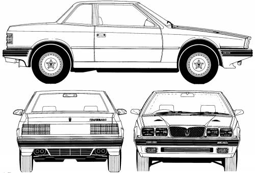 Maserati Karif (1988)