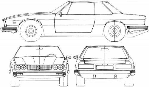 Maserati Kyalami (1978)