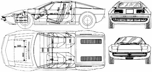 Maserati Merak (1973)