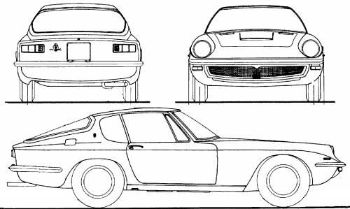 Maserati Mistral (1968)
