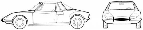 Matra 530 Blueprint