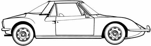 Matra 530LX (1972)
