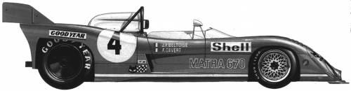 Matra 670 Le Mans (1973)