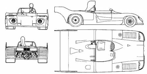 Matra MS680B (1974)