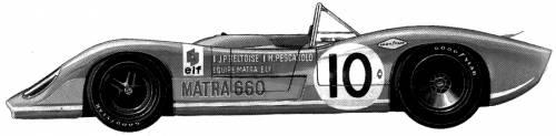 Matra-Simca 660 Monza (1970)