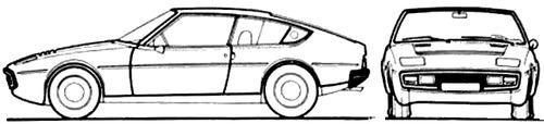 Matra Simca Bagheera (1975)