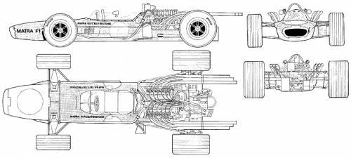 Matra V12 F1